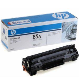 заправка картриджа hp 85a (ce285a)