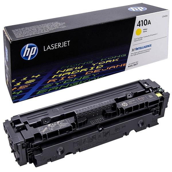 Заправка картриджа HP 410A (CF412A) с выездом