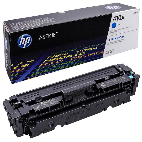 Заправка картриджа HP 410A (CF411A) с выездом