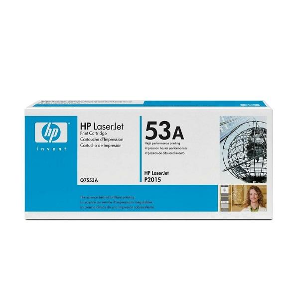 Заправка картриджа HP 53A (Q7553A) в Москве