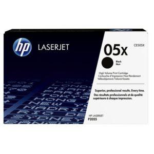 Заправка картриджа HP 05X (CE505X) с выездом
