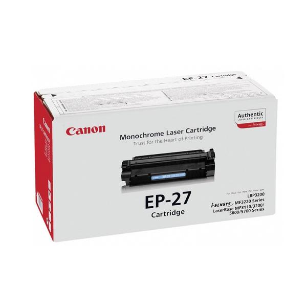 Заправка картриджа Canon EP-27 (8489A002) в Москве