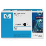 Заправка картриджа HP 643A (Q5950A) в Москве