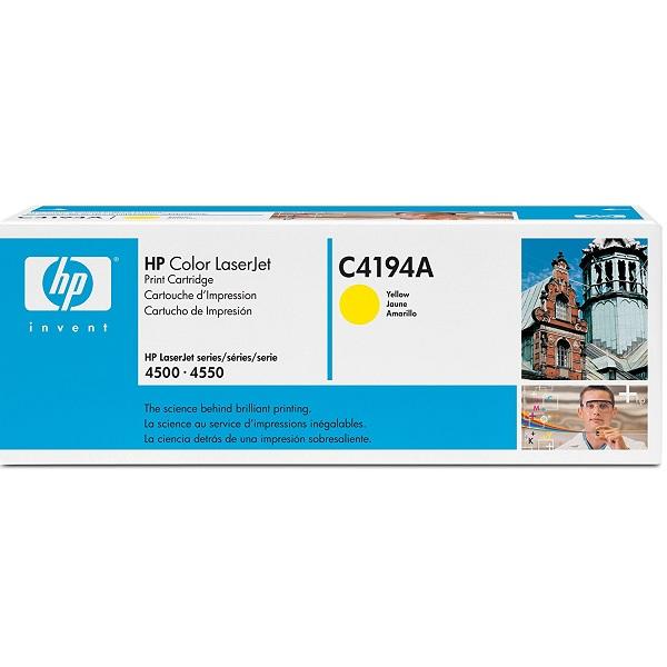 Заправка картриджа HP C4194A в Москве