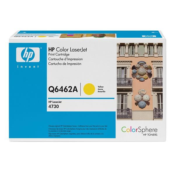 Заправка картриджа HP 644A (Q6462A) в Москве