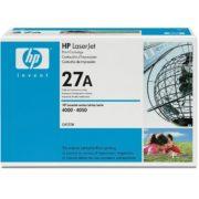Заправка картриджа HP 27A (C4127A) в Москве