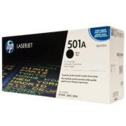 Заправка картриджа HP 501A (Q6470A) с выездом