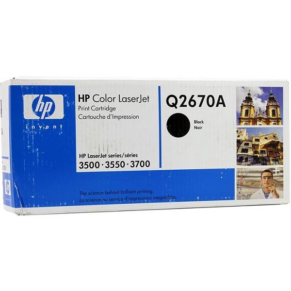 Заправка картриджа HP 308A (Q2670A) в Москве