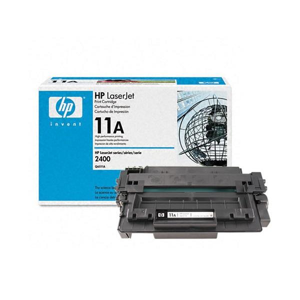 Заправка картриджа HP 11A (Q6511A) в Москве