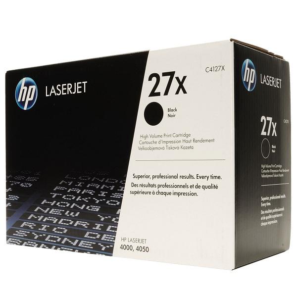 Заправка картриджа HP 27X (C4127X) с выездом