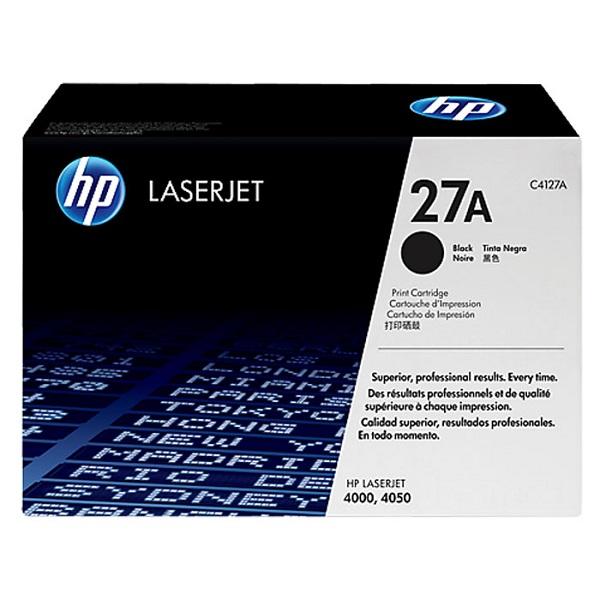 Заправка картриджа HP 27A (C4127A) с выездом