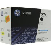 Заправка картриджа HP 37A (CF237A) в Москве