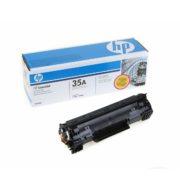 Заправка картриджа HP 35A (CB435A) в Москве