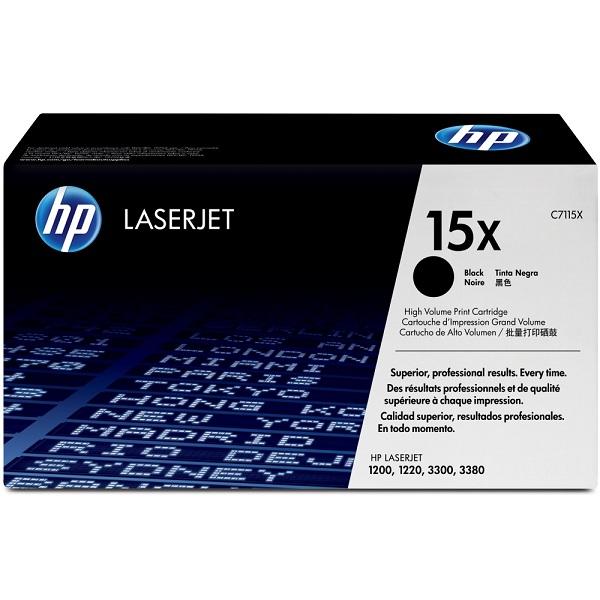 Заправка картриджа HP 15X (C7115X) с выездом