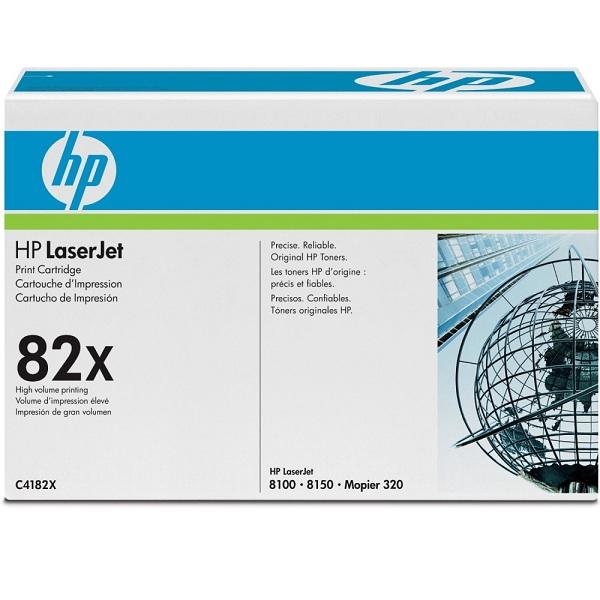 Заправка картриджа HP 82X (C4182X) в Москве