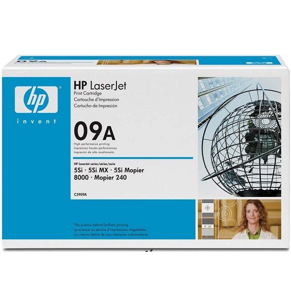 Заправка картриджа HP 09A (C3909A) в Москве
