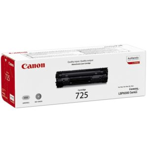 Заправка картриджа Canon 725 (3484B002) в Москве