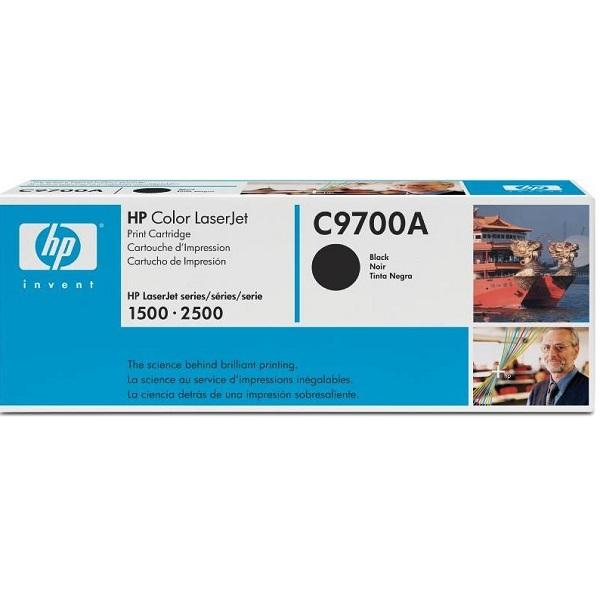 Заправка картриджа HP 121A (C9700A) в Москве