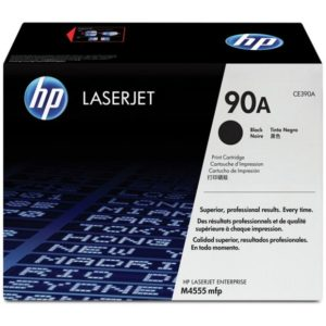 Заправка картриджа HP 90A (CE390A) в Москве