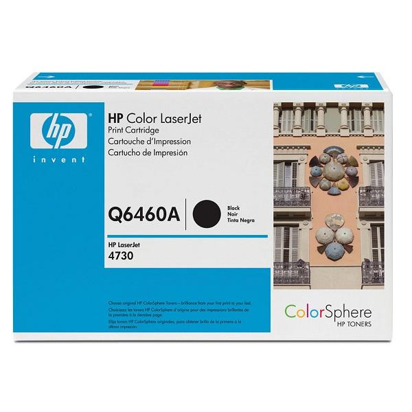 Заправка картриджа HP 644A (Q6460A) в Москве