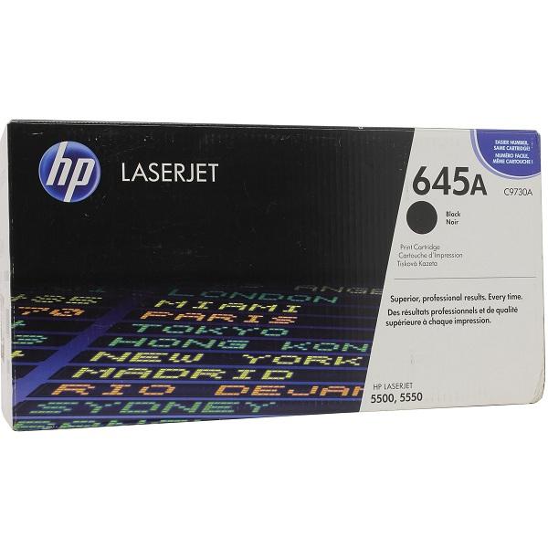 Заправка картриджа HP 645A (C9730A) с выездом
