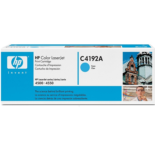 Заправка картриджа HP C4192A в Москве