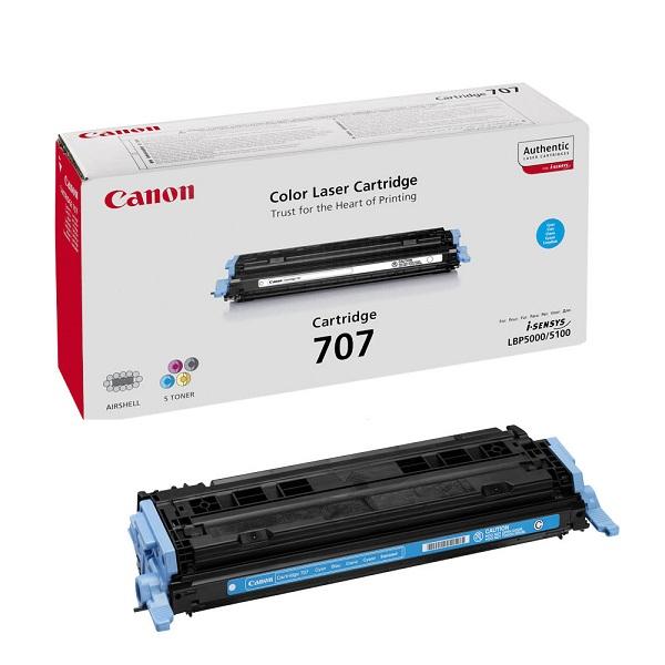 Заправка картриджа Canon 707C (9423A004) с выездом