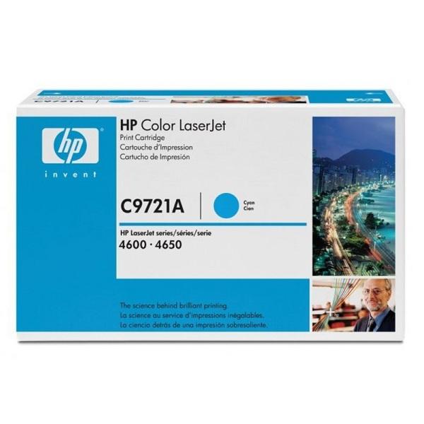 Заправка картриджа HP 641A (C9721A) в Москве