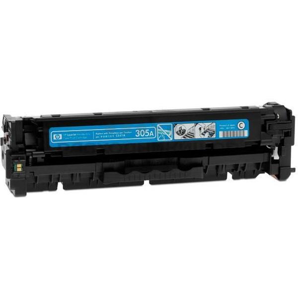 Заправка картриджа HP 305A (CE411A) с выездом
