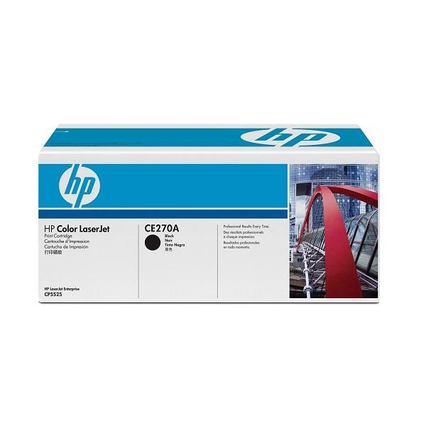 Заправка картриджа HP 650A (CE270A) в Москве