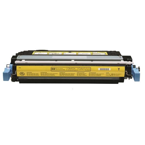 Заправка картриджа HP 642A (CB402A) с выездом