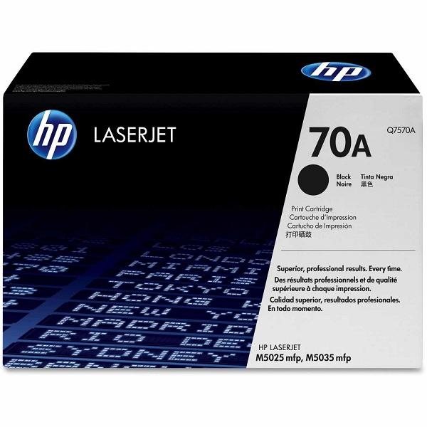 Заправка картриджа HP 70A (Q7570A) с выездом