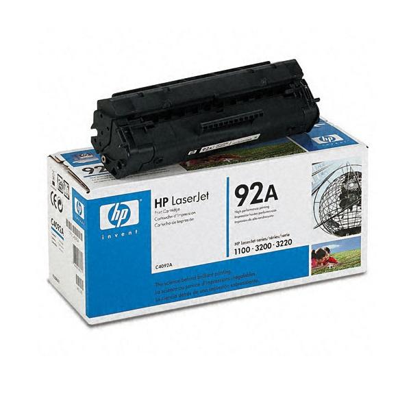 Заправка картриджа HP 92A (C4092A) с выездом