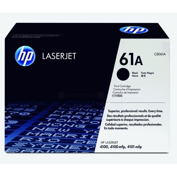 Заправка картриджа HP 61A (C8061A) с выездом