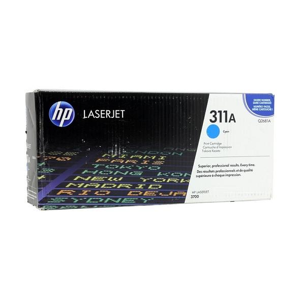 Заправка картриджа HP 311A (Q2681A) с выездом