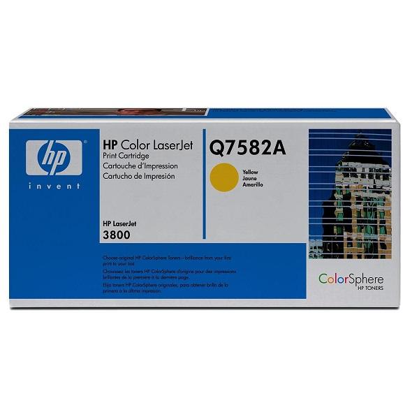 Заправка картриджа HP 503A (Q7582A) в Москве