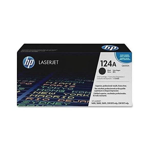 Заправка картриджа HP 124A (Q6000A) с выездом