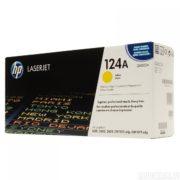 Заправка картриджа HP 124A (Q6002A) с выездом
