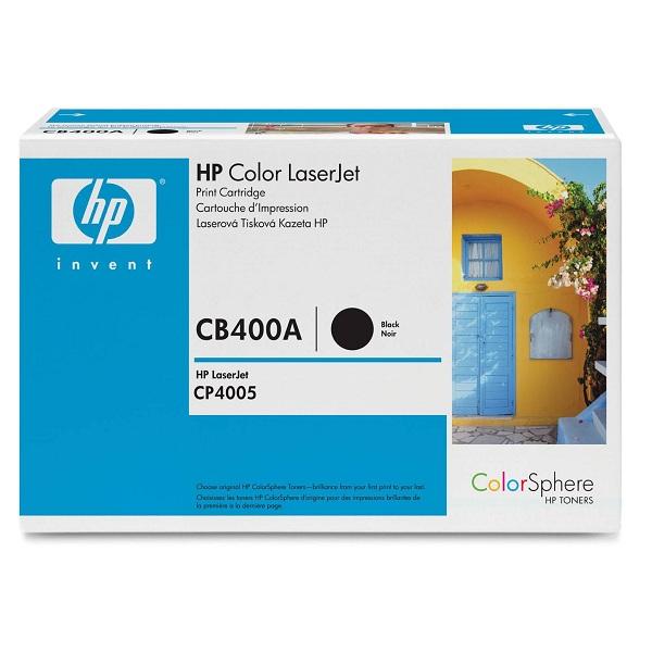 Заправка картриджа HP 642A (CB400A) в Москве