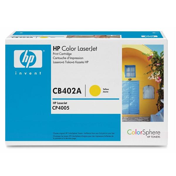 Заправка картриджа HP 642A (CB402A) в Москве