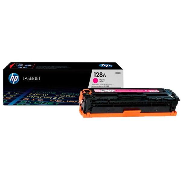 Заправка картриджа HP 128A (CE323A) с выездом