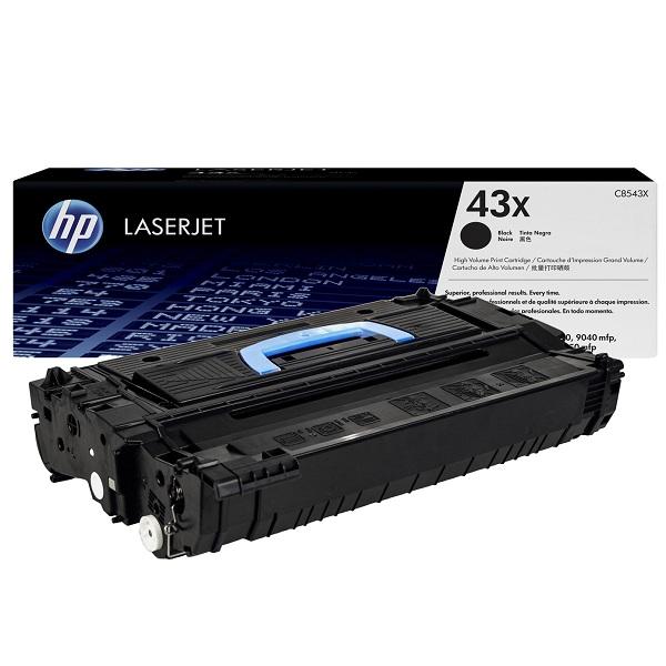 Заправка картриджа HP 43X (C8543X) с выездом
