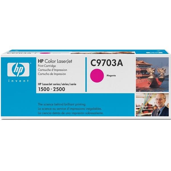 Заправка картриджа HP 121A (C9703A) в Москве