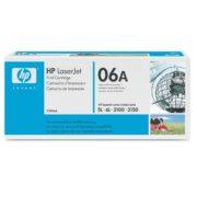 Заправка картриджа HP 06A (C3906A) в Москве
