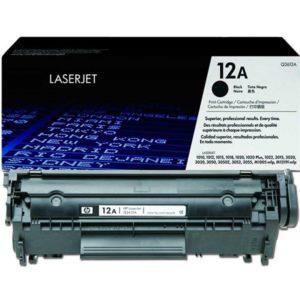 Заправка картриджа HP 12A (Q2612A) с выездом