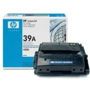 Заправка картриджа HP 39A (Q1339A) с выездом