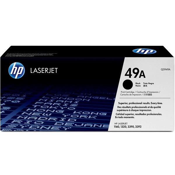 Заправка картриджа HP 49A (Q5949A) с выездом