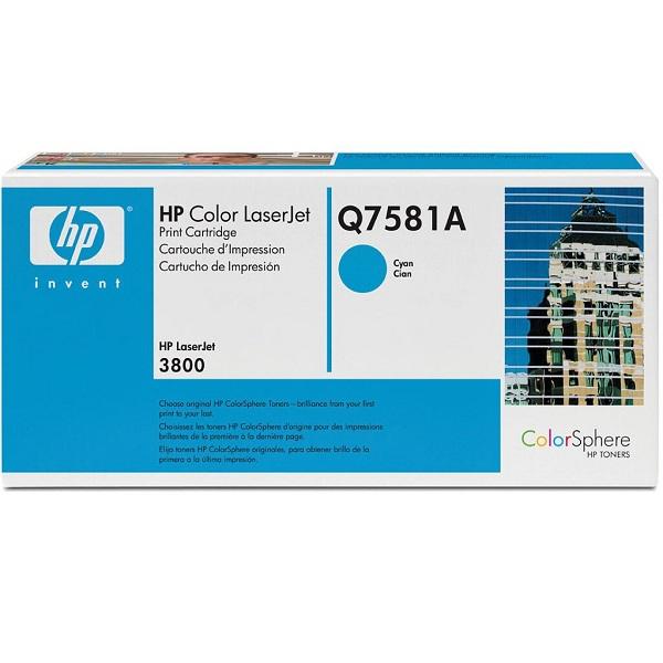 Заправка картриджа HP 503A (Q7581A) в Москве
