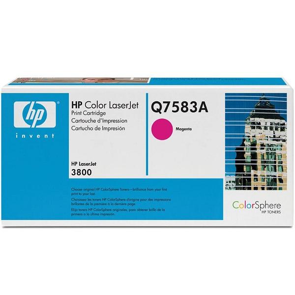 Заправка картриджа HP 503A (Q7583A) в Москве