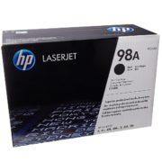 Заправка картриджа HP 98A (92298A) с выездом